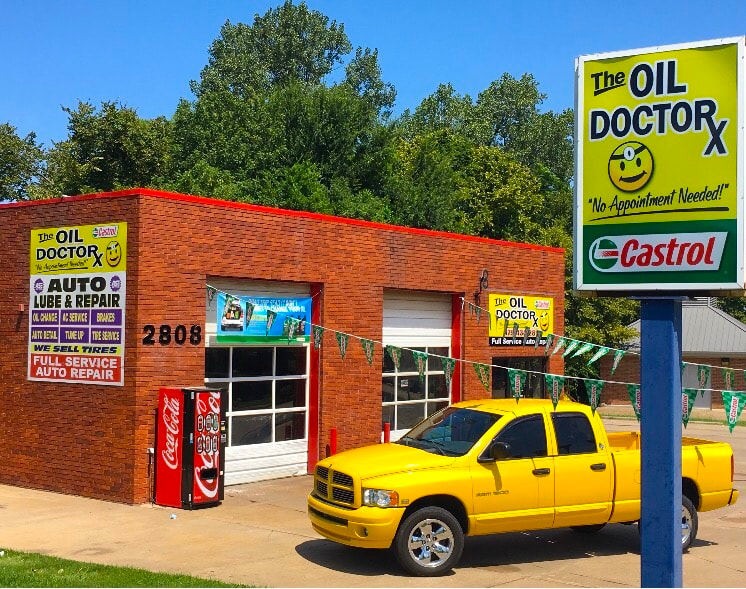 The Oil Doctor